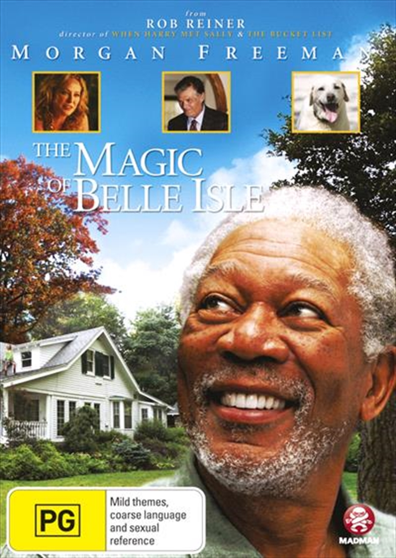 Magic Of Belle Isle, The | DVD