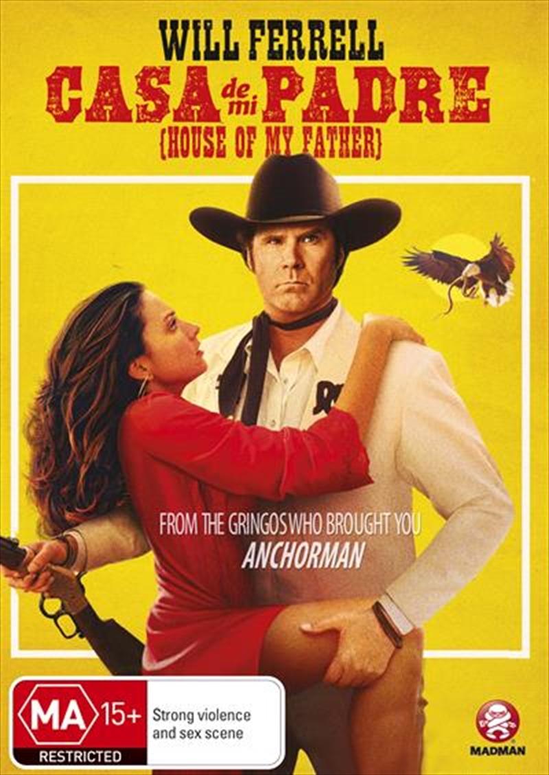 Casa De Mi Padre | DVD