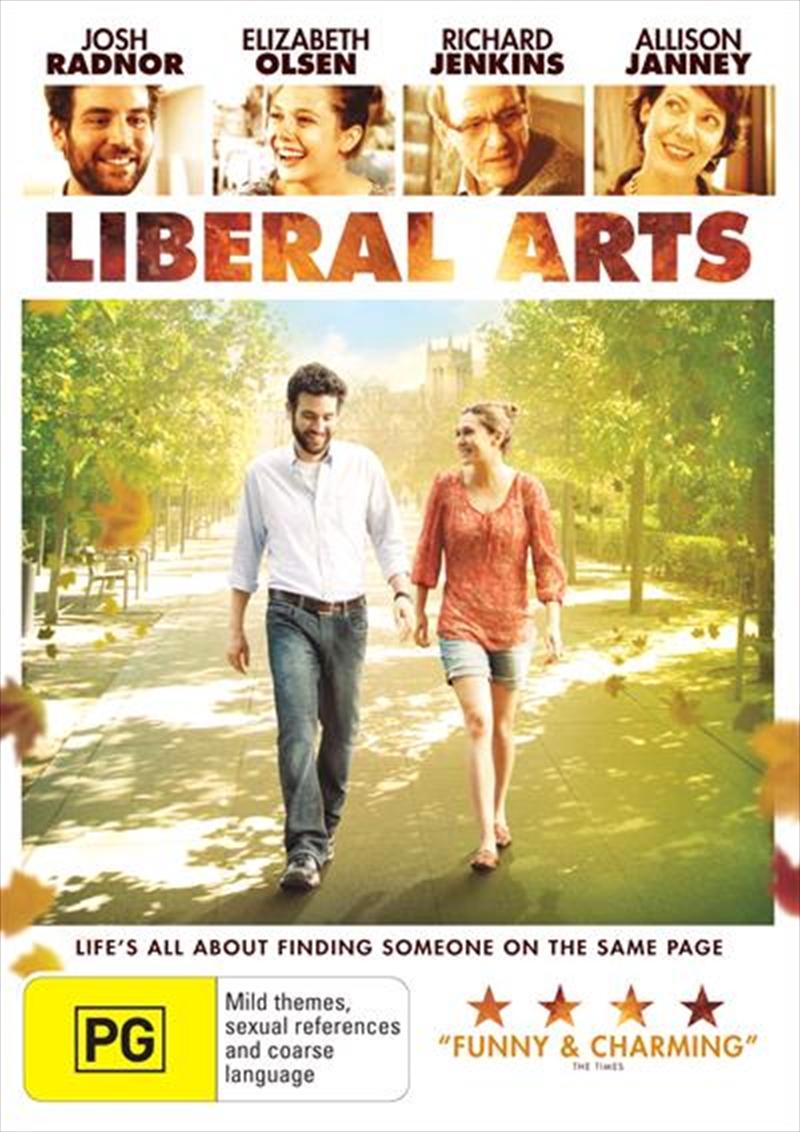Liberal Arts | DVD
