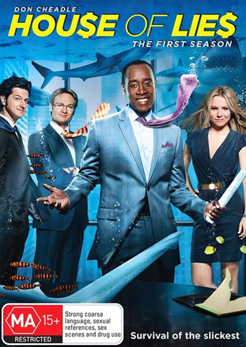 House Of Lies - Season 1 | DVD