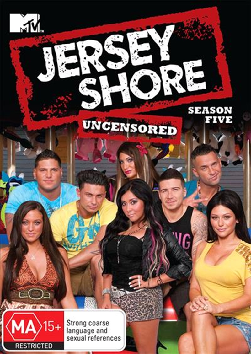 Jersey Shore - Season 5 | DVD