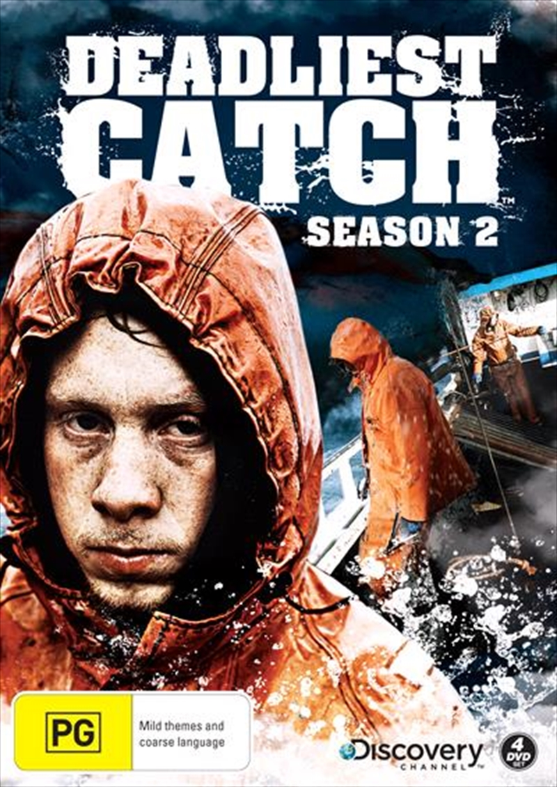Deadliest Catch - Season 2 | DVD