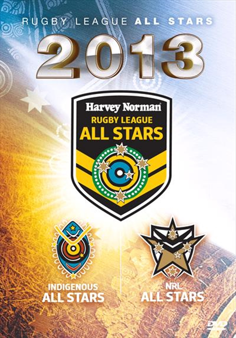 NRL: All Stars 2013 | DVD