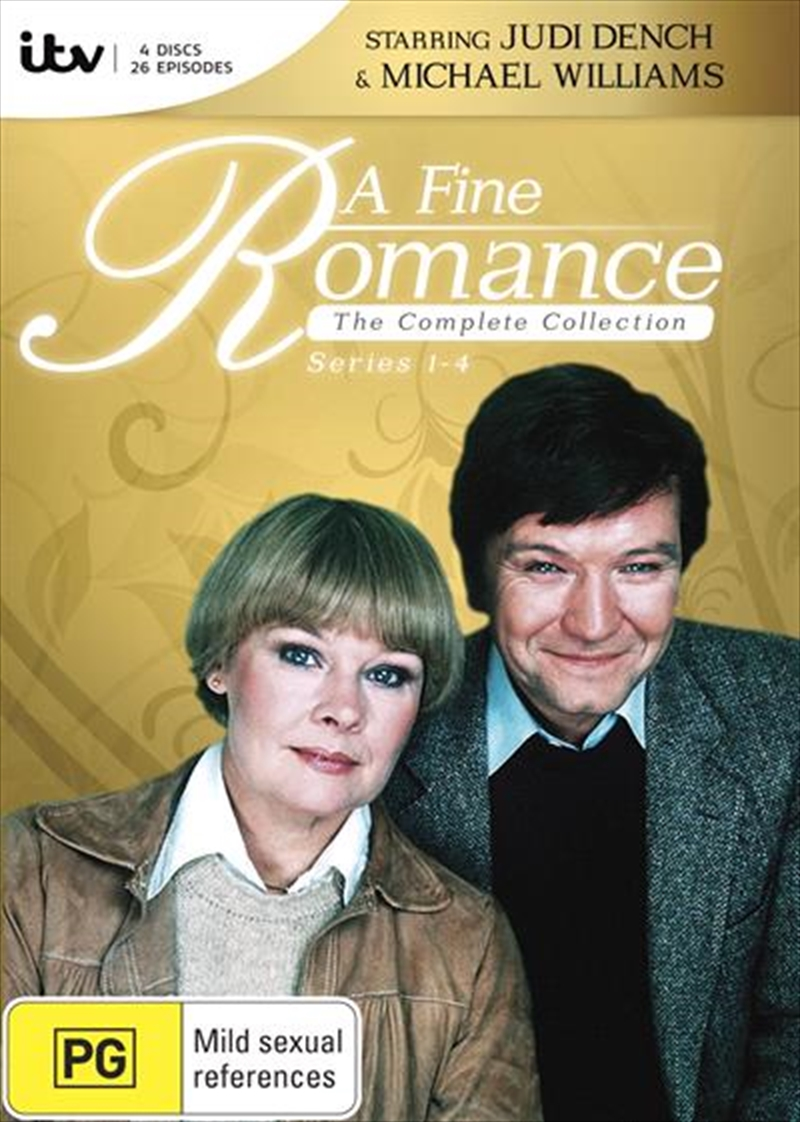 A Fine Romance - The Complete Series | Boxset | DVD