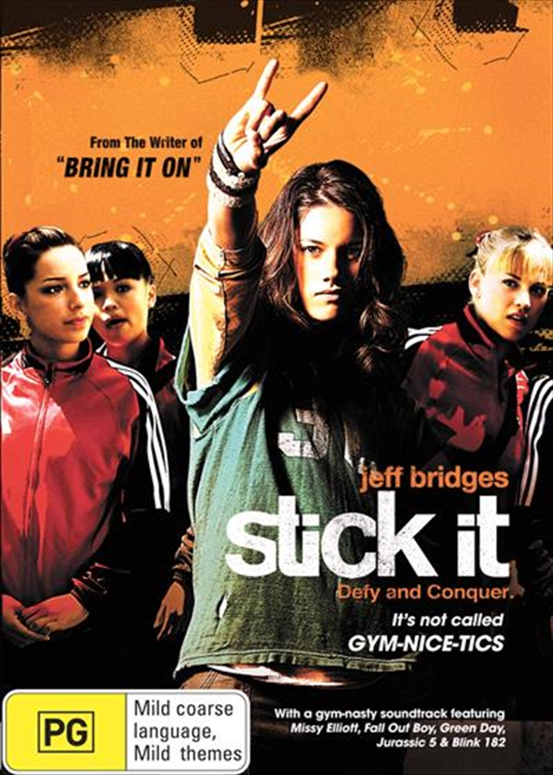 Stick It | DVD