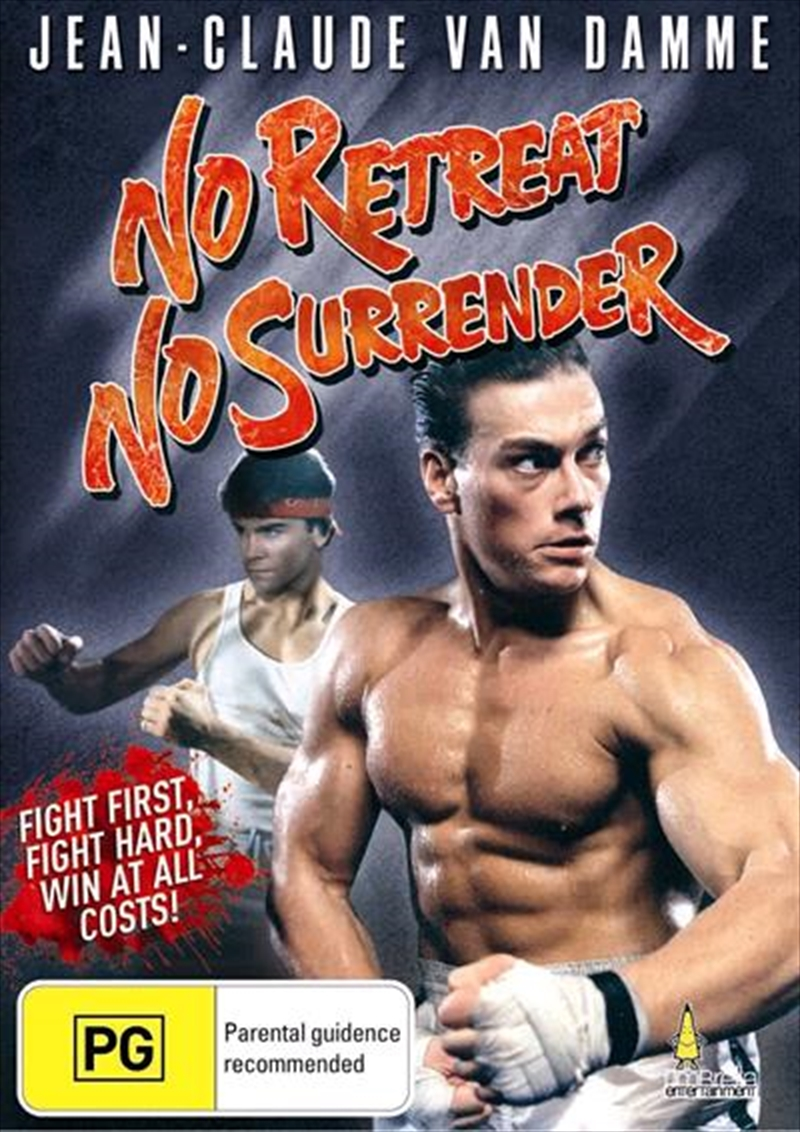 No Retreat, No Surrender | DVD