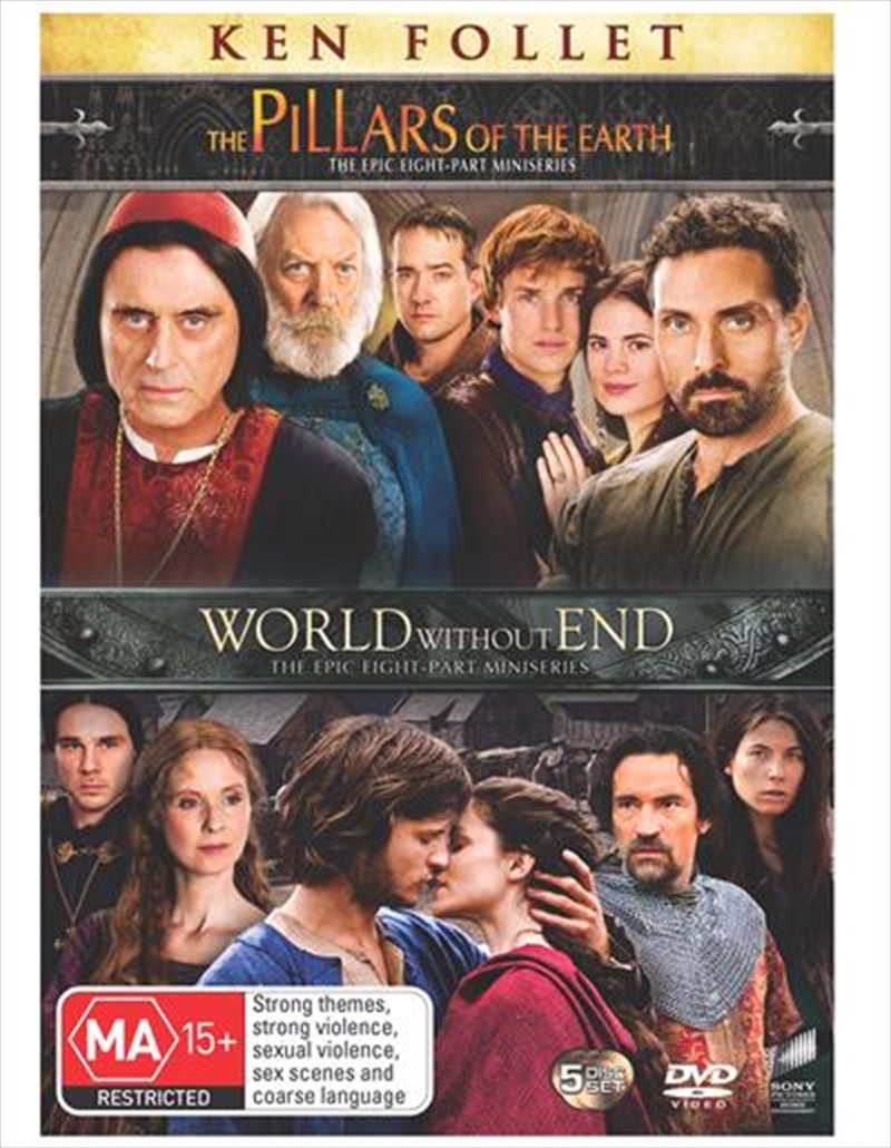 Pillars Of The Earth / World Without End, The | DVD