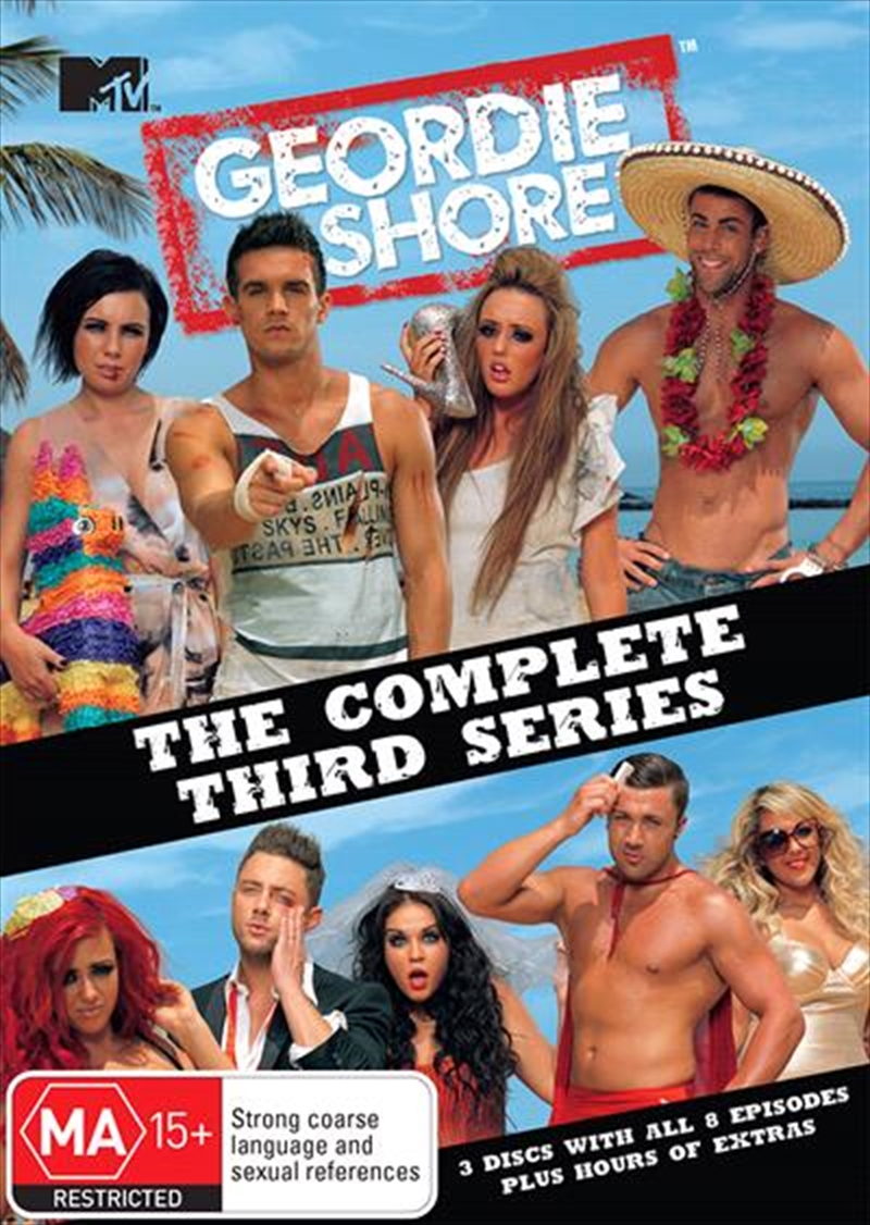 Geordie Shore - Season 3 | DVD