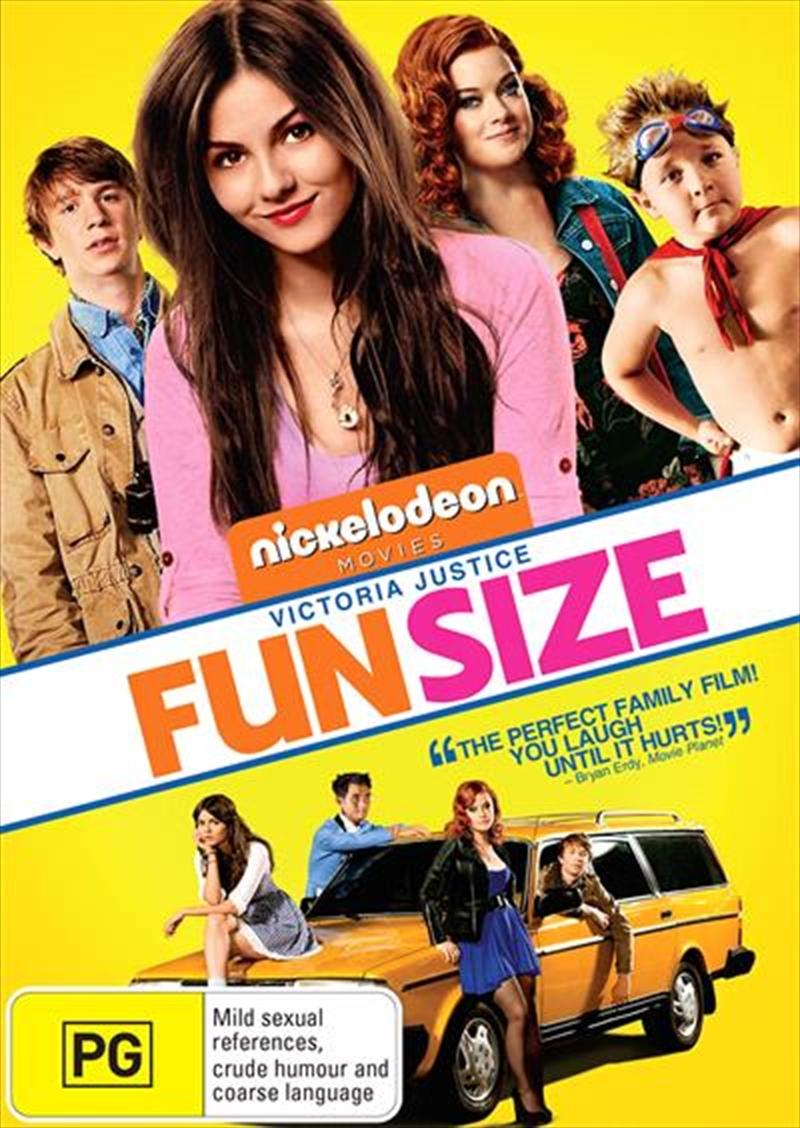 Fun Size | DVD