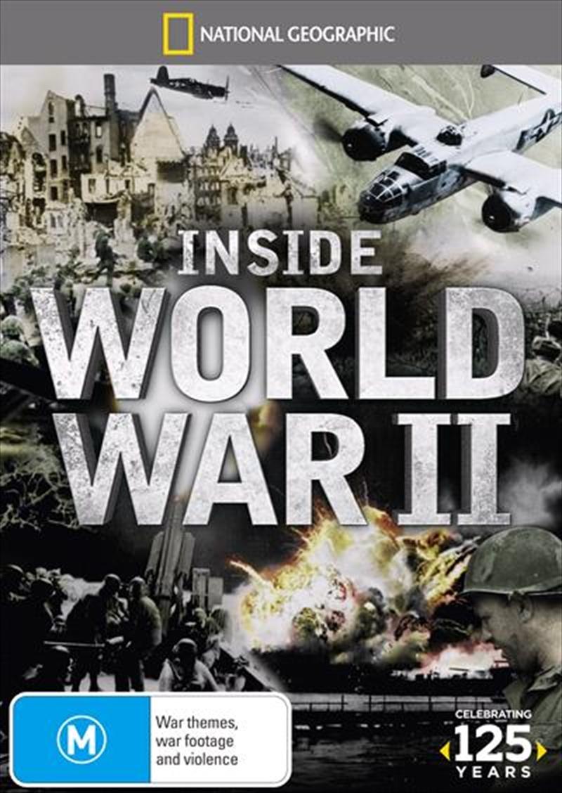 Nice National Geographic   Inside World War II