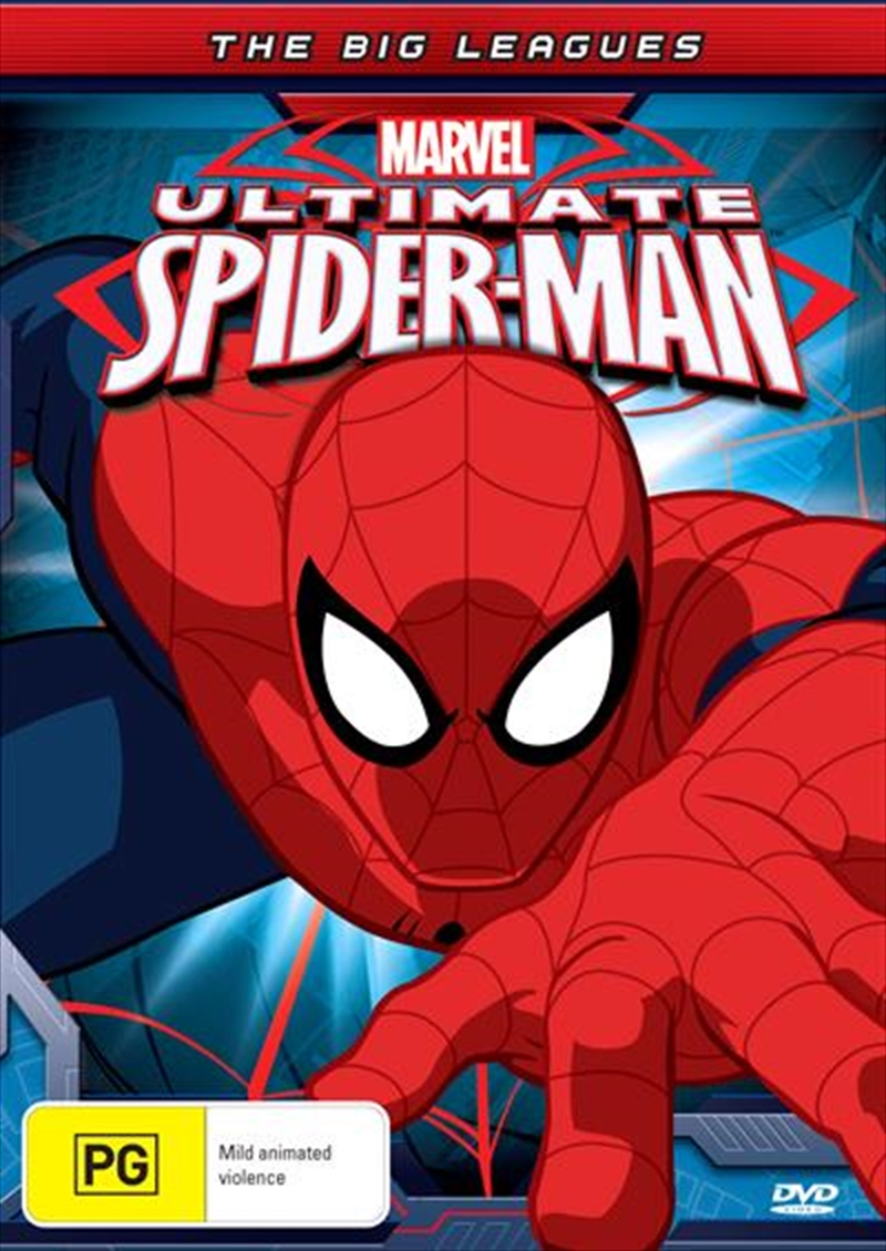 Ultimate Spider-Man - The Big Leagues | DVD