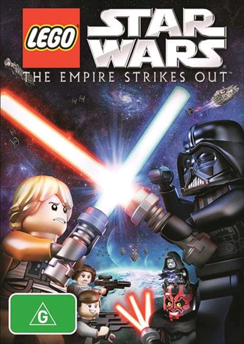 LEGO Star Wars - The Empire Strikes Out | DVD