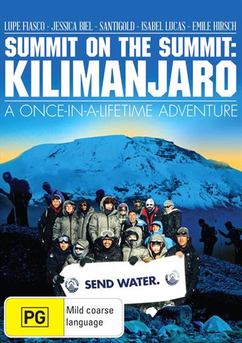 Summit On The Summit: Kilimanjaro   DVD