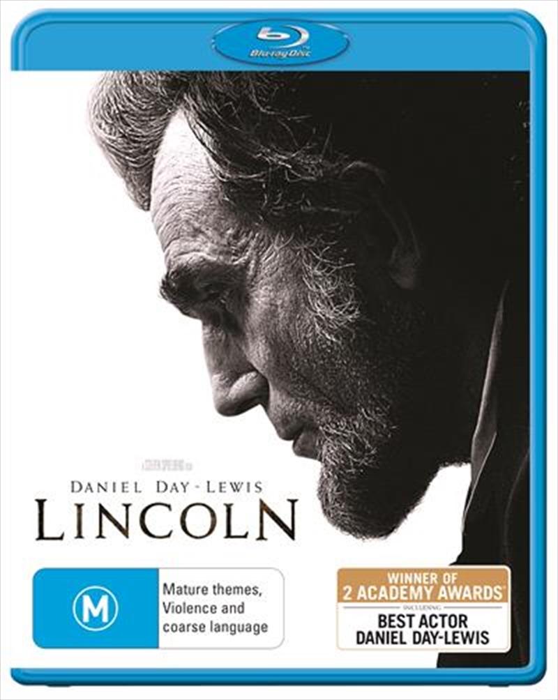 Lincoln | Blu-ray