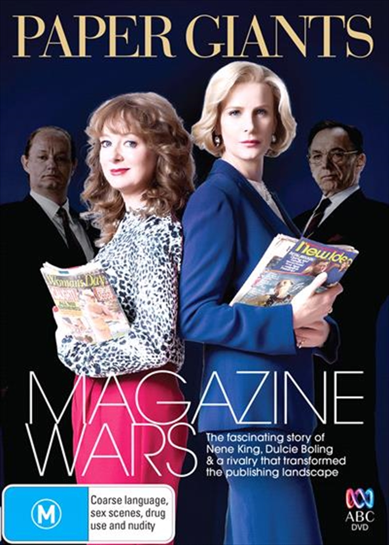 Paper Giants - Magazine Wars | DVD