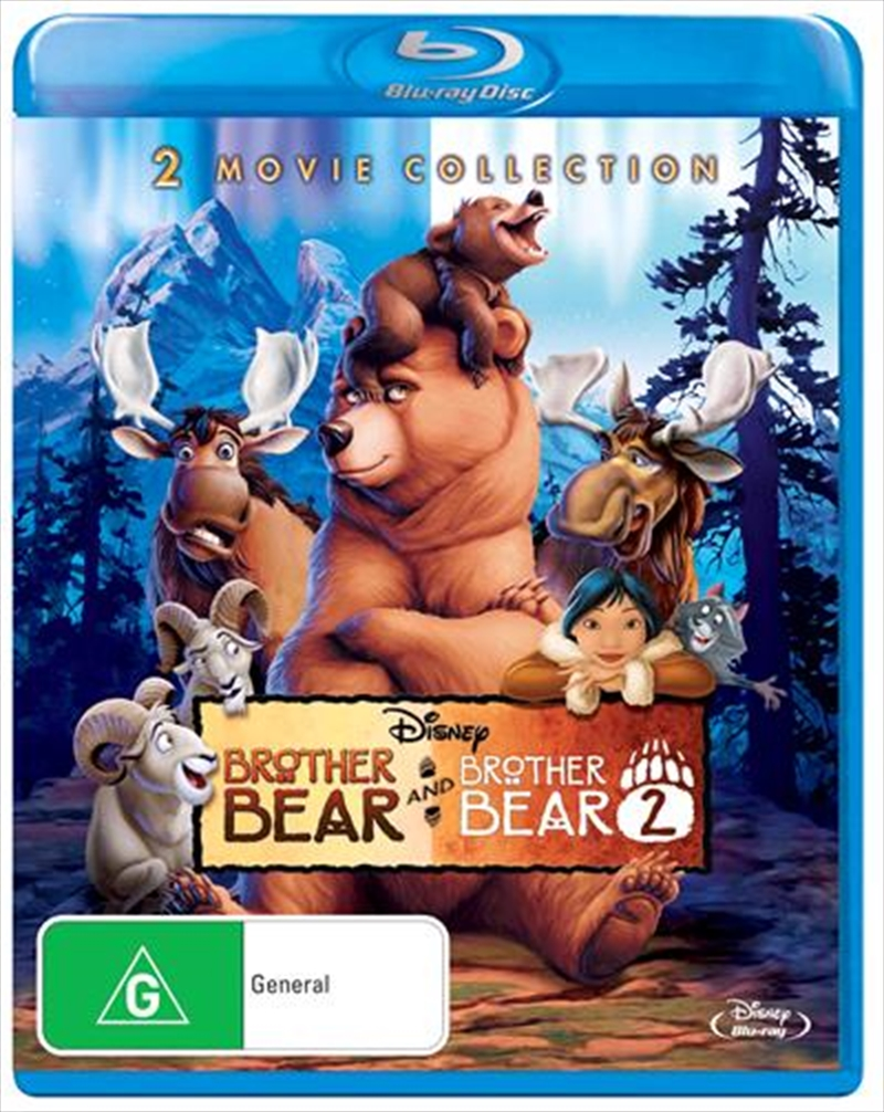 Brother Bear / Brother Bear 2 | Blu-ray
