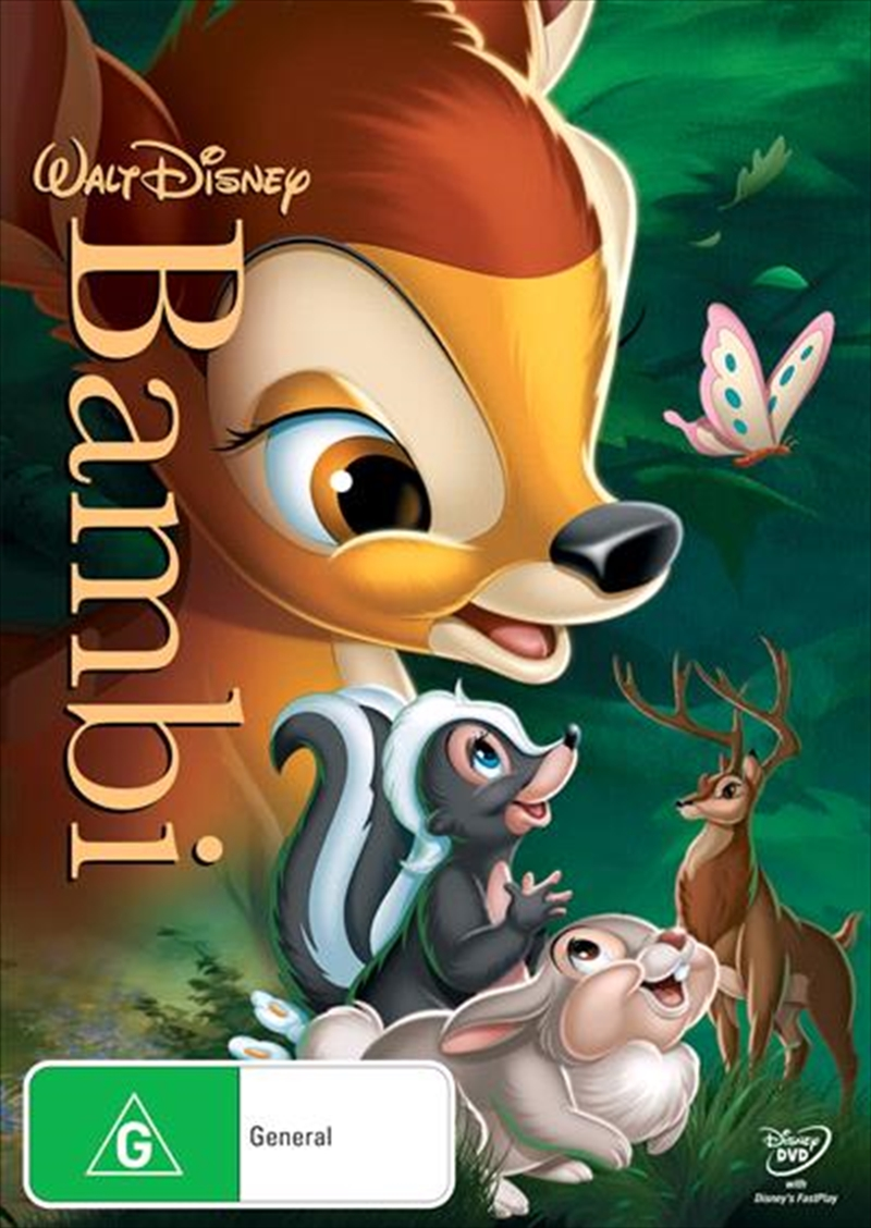 Bambi | DVD