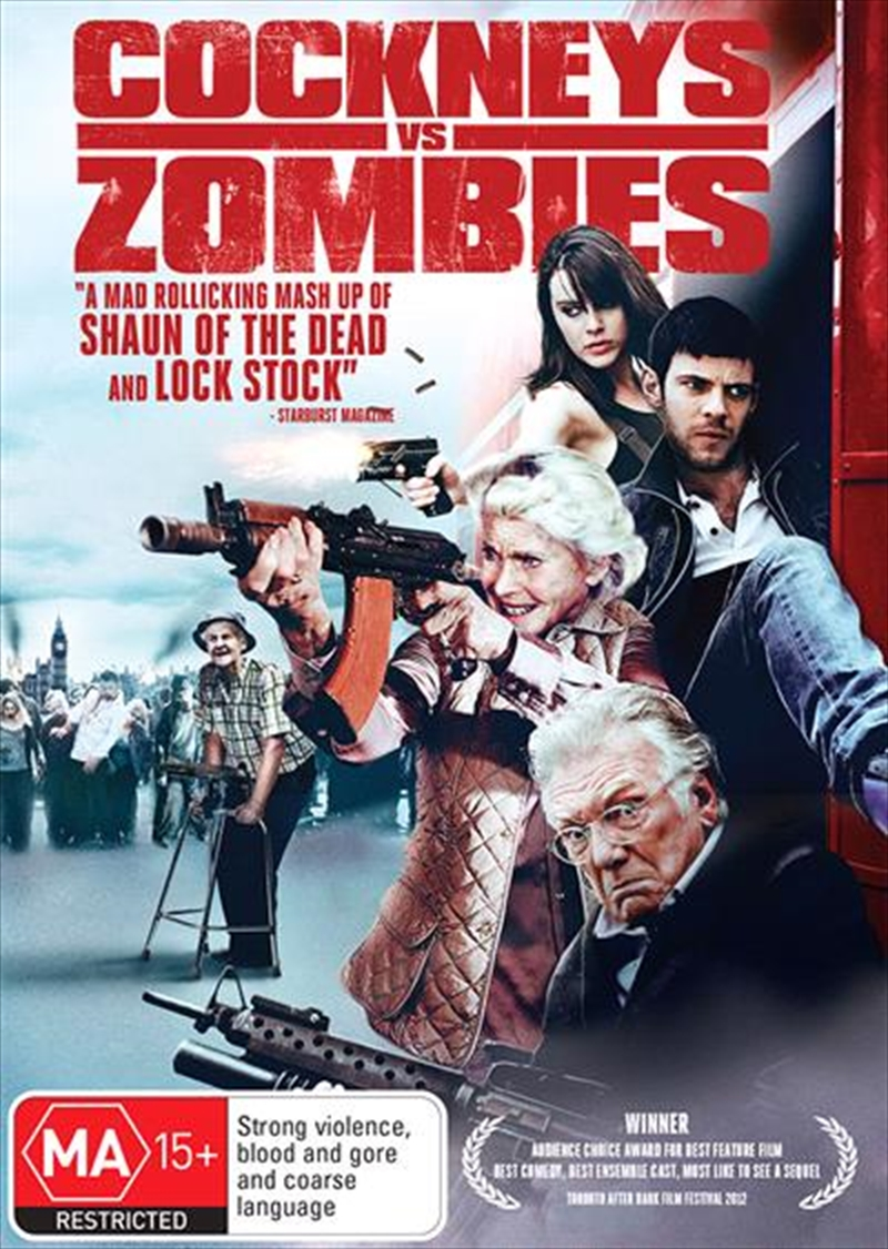 Cockneys Vs Zombies | DVD
