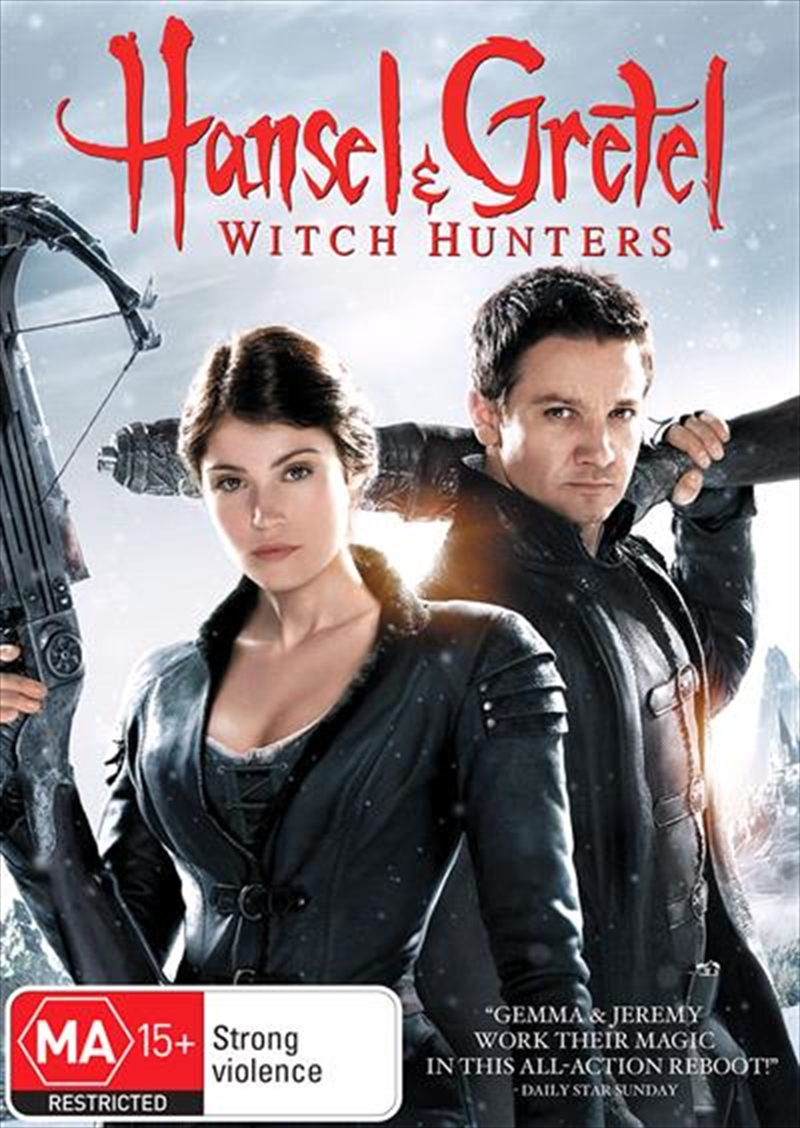 Hansel and Gretel - Witch Hunters | DVD