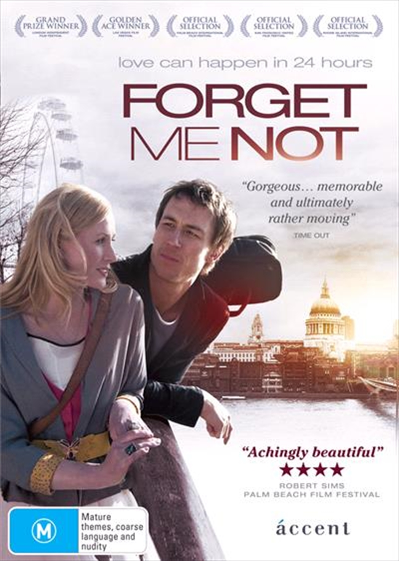 Forget Me Not | DVD