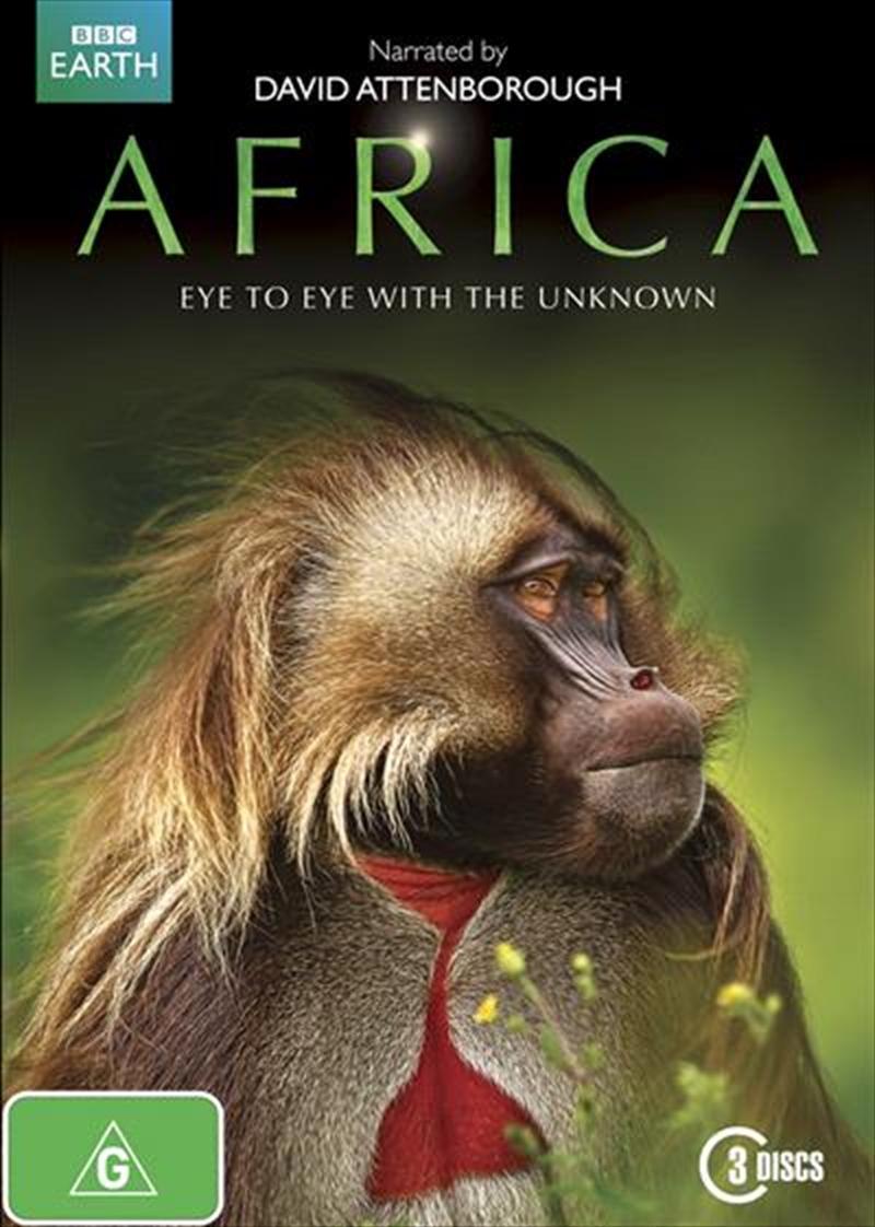 Africa | DVD