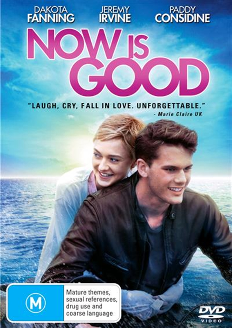 Now Is Good | DVD
