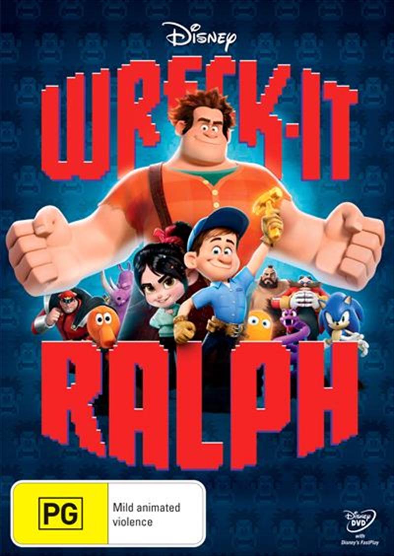 Wreck-It Ralph | DVD