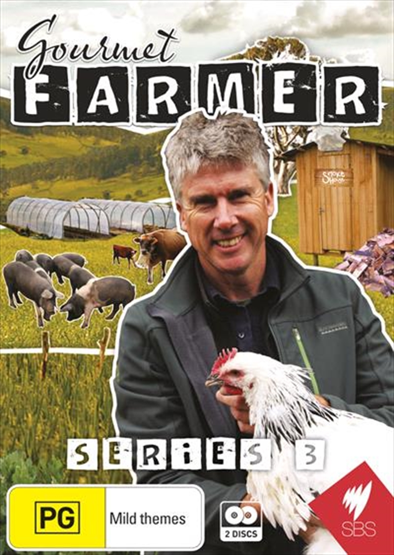 Gourmet Farmer: Series 3 | DVD
