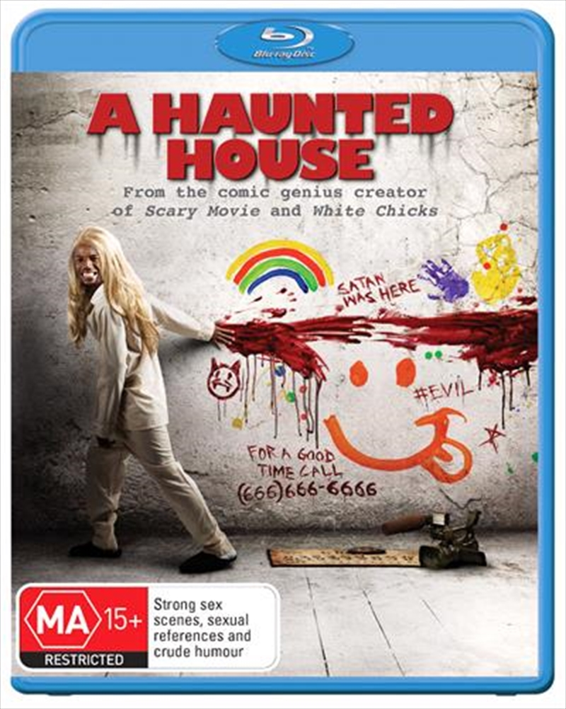 A Haunted House | Blu-ray