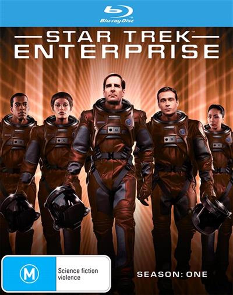 Star Trek Enterprise - Season 01 | Blu-ray