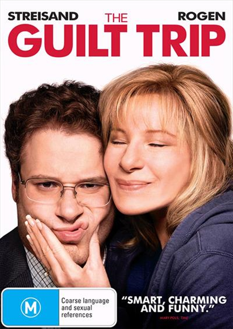 Guilt Trip, The | DVD