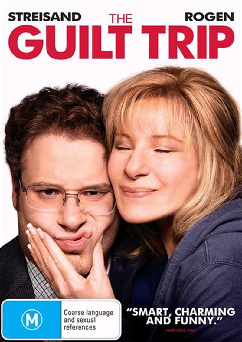 Guilt Trip, The   DVD