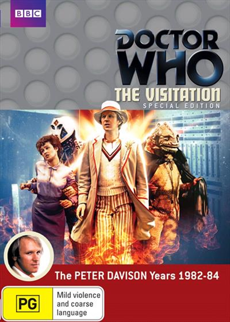 Doctor Who - The Visitation - Special Edition | DVD