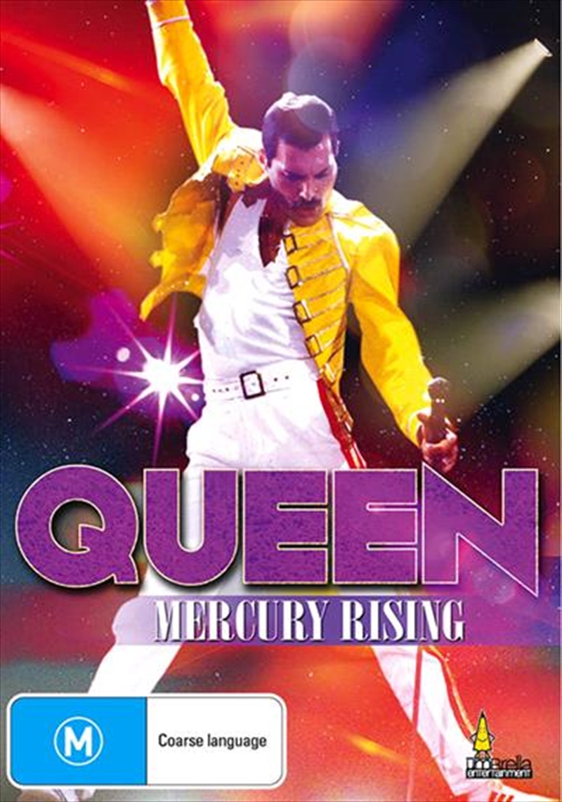 Queen: Mercury Rising | DVD