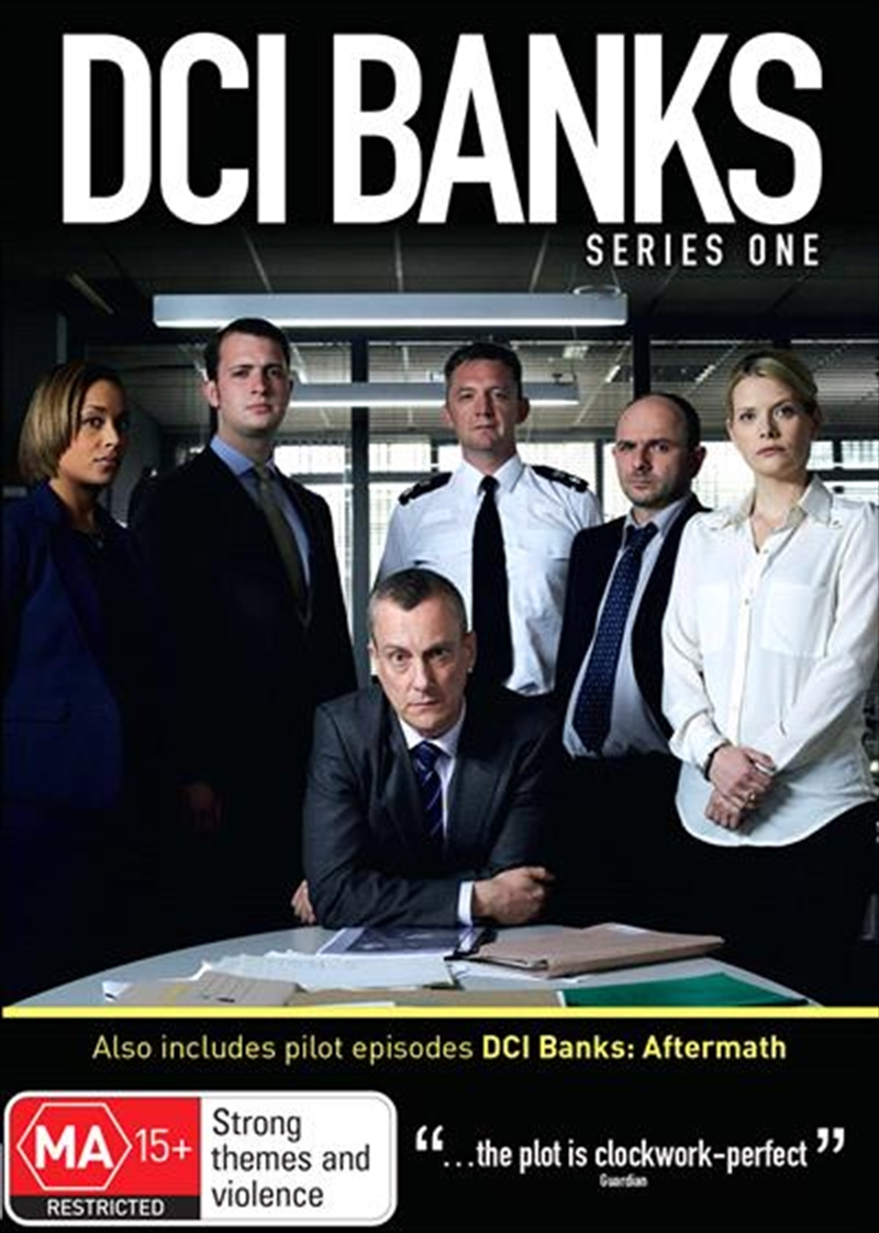DCI Banks - Series 1 | DVD