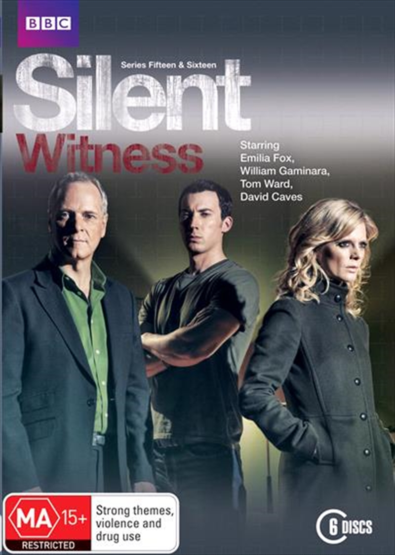 Silent Witness - Series 15-16 | DVD