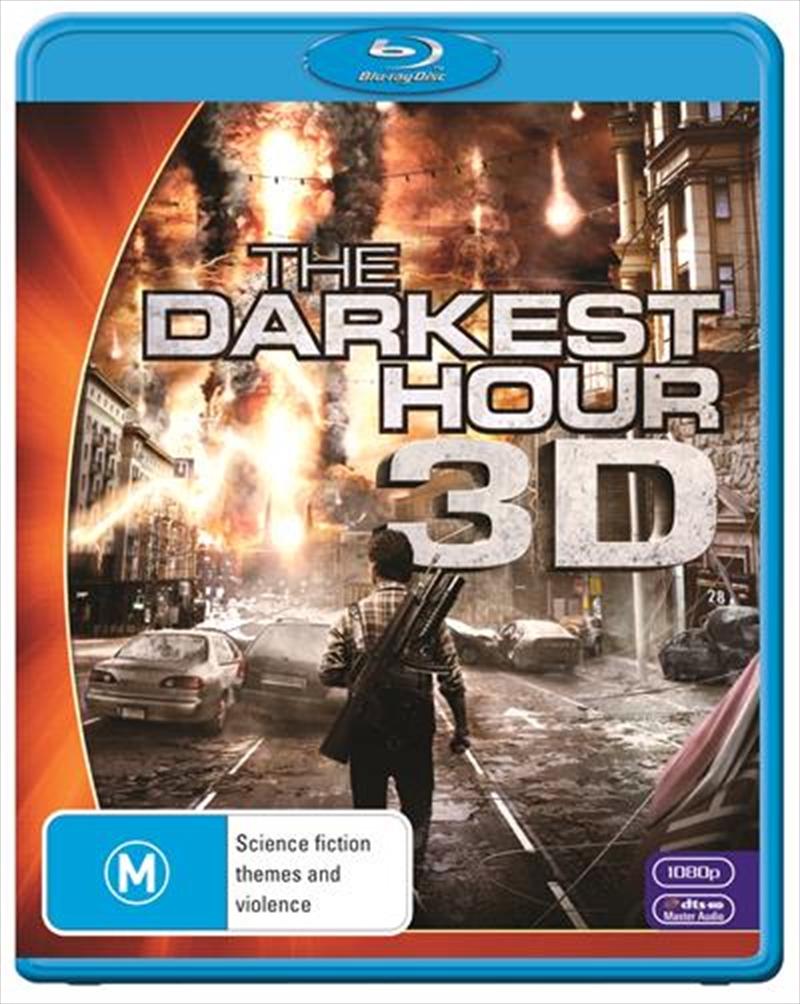 Darkest Hour, The | Blu-ray 3D