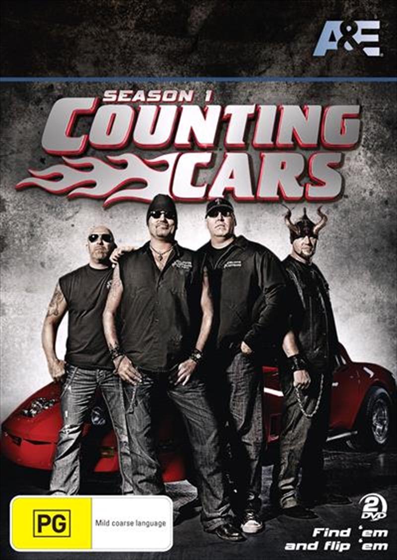 Counting Cars - Season 1 | DVD