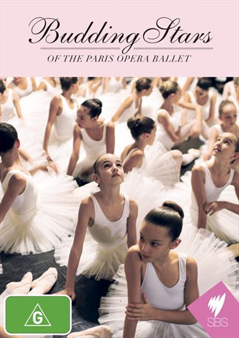 Budding Stars Of The Paris Opera Ballet | DVD