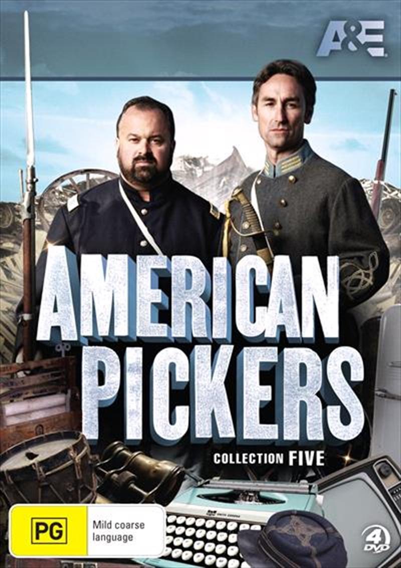 American Pickers - Season 5   DVD