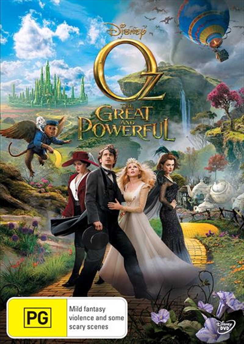 Oz - The Great And Powerful | DVD