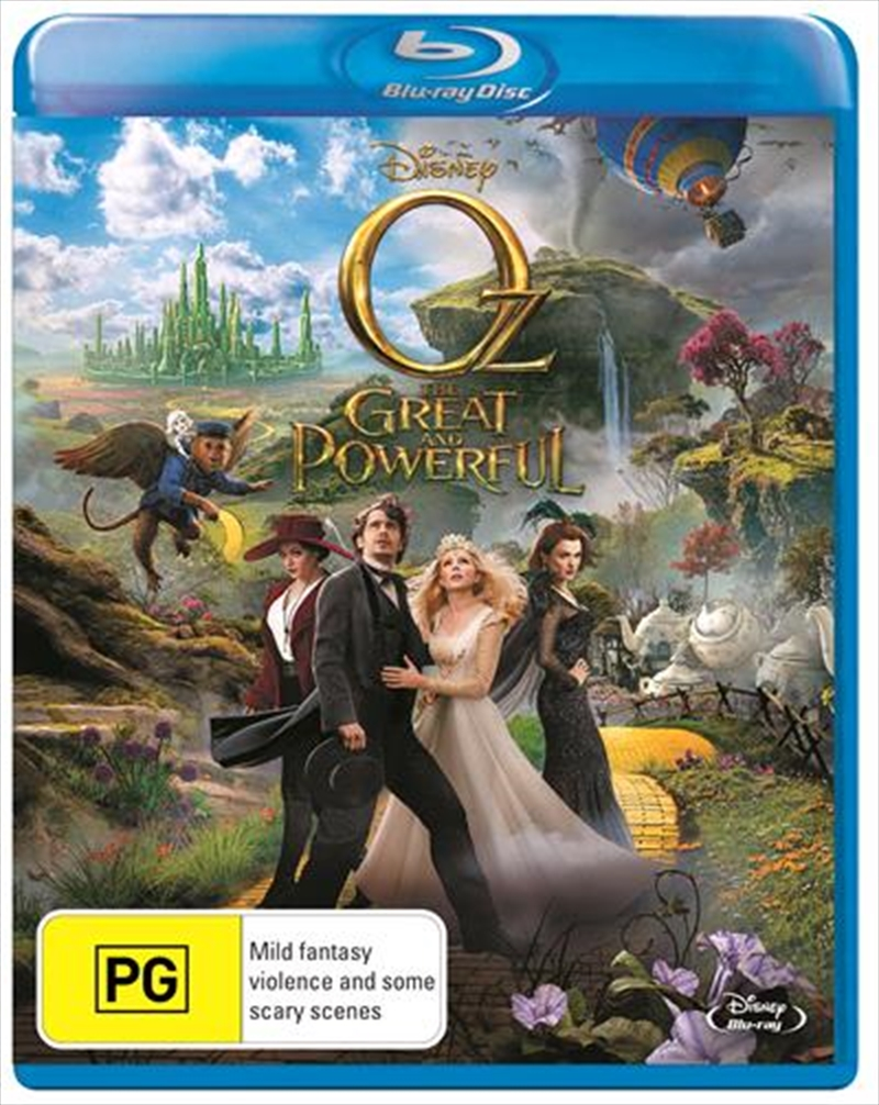 Oz - The Great And Powerful | Blu-ray
