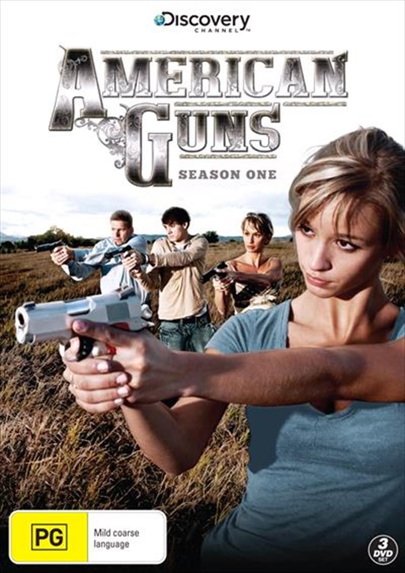 American Guns - Season 1 | DVD