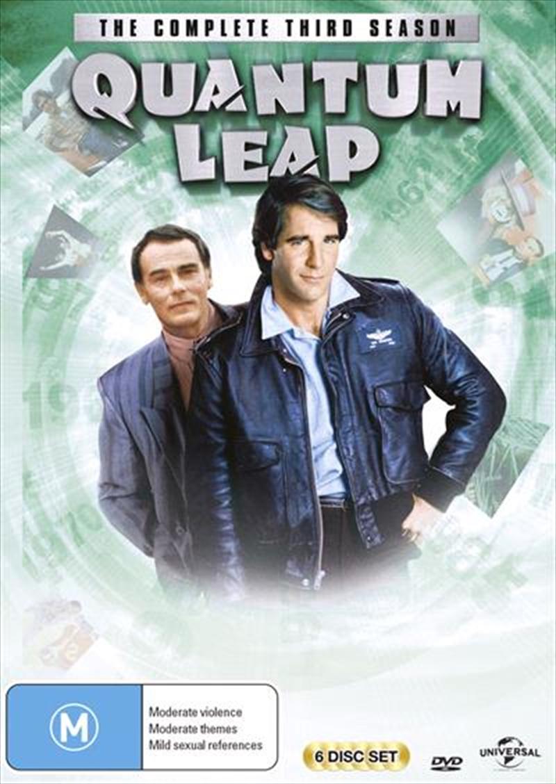 Quantum Leap - Complete Season 03 - Slimline Packaging | DVD