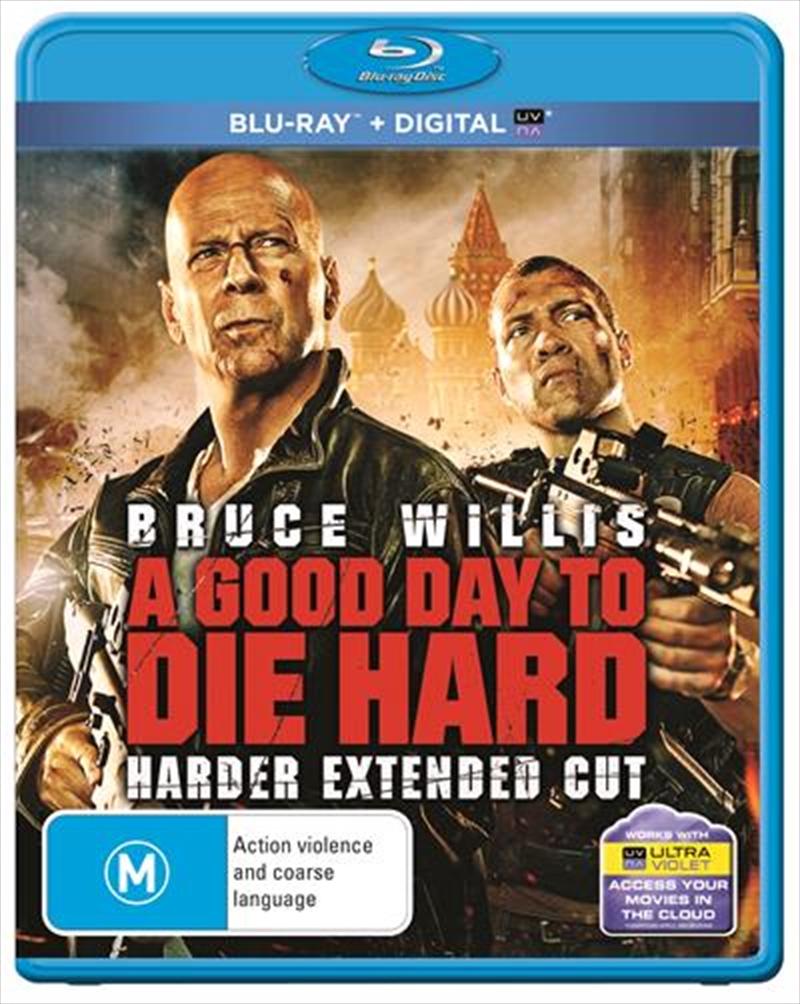 A Good Day To Die Hard | Blu-ray + UV