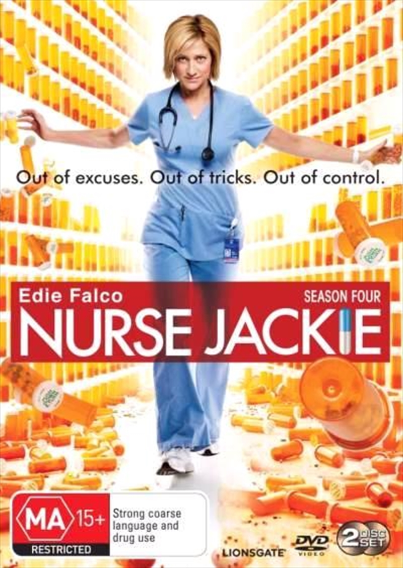 Nurse Jackie - Season 4 | DVD
