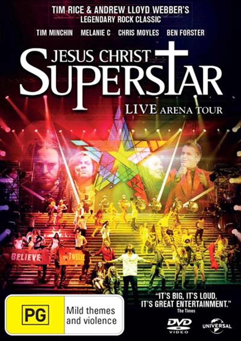 Jesus Christ Superstar | DVD