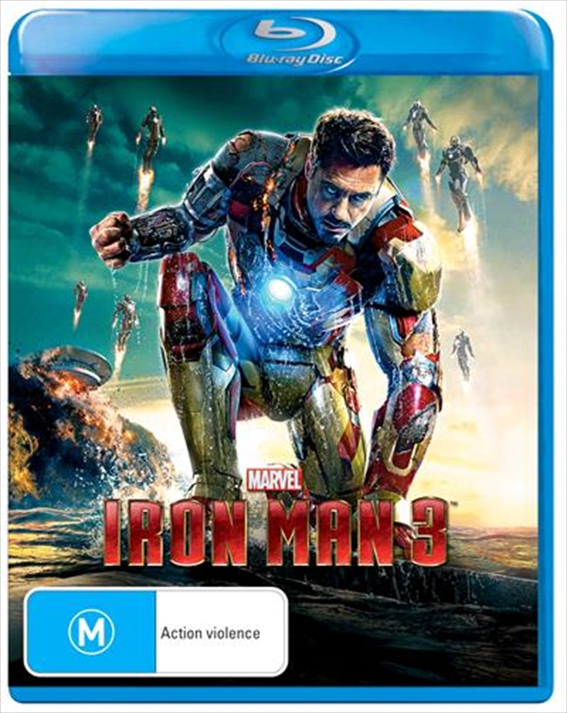 Iron Man 3 | Blu-ray