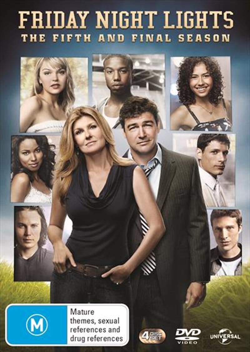 Friday Night Lights - Season 5 | DVD