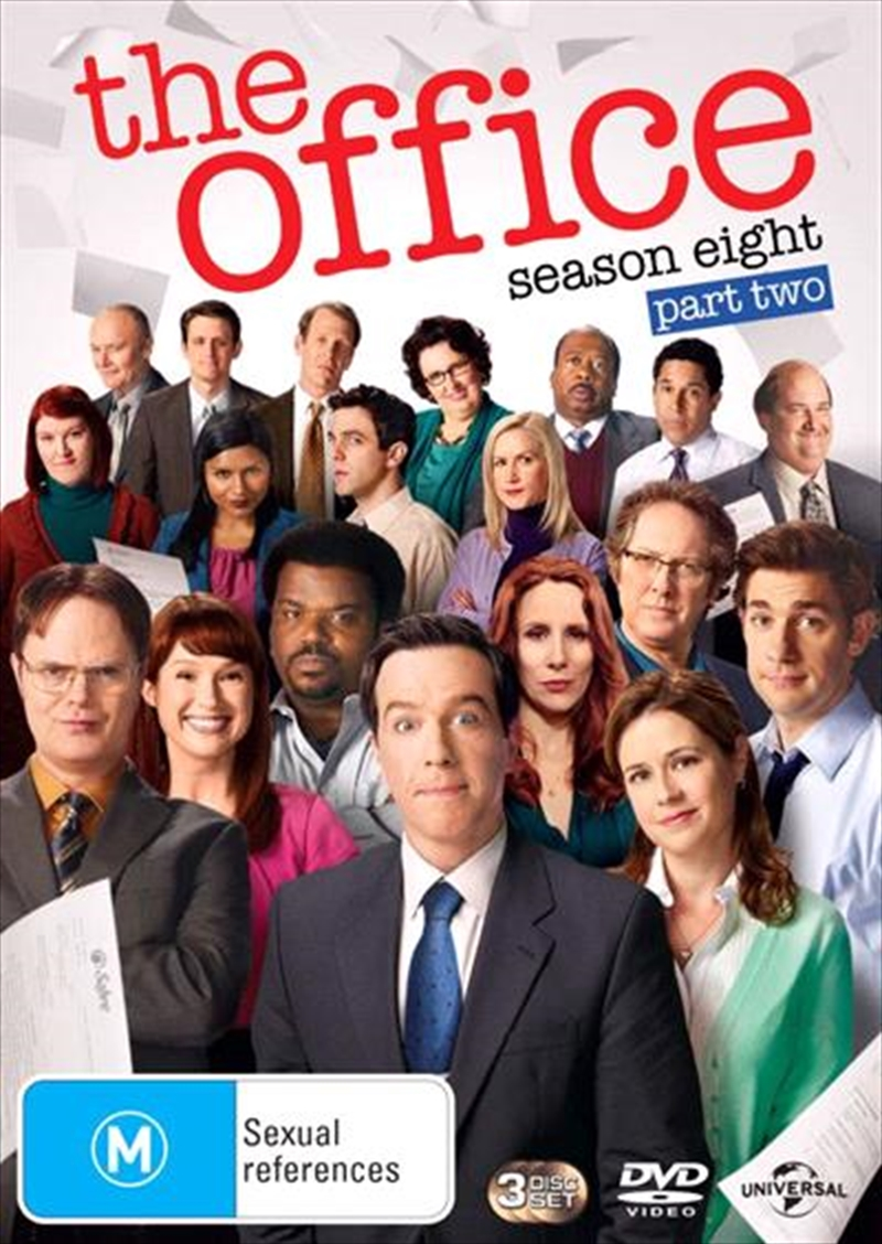 Office - Season 8 - Part 2, The | DVD